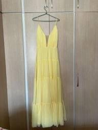 Título do anúncio: Maravilhoso vestido de festa