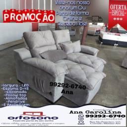 Título do anúncio: Sofa retratil e Reclinavel- A pronta entrega@@