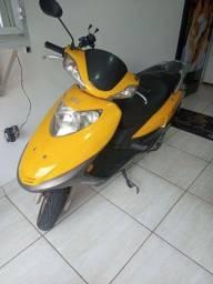 Título do anúncio: Moto Dafra smart 125 / 2010