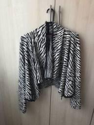 Vendo casaco cardigan tricot