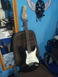Guitarra Dolphin Completa