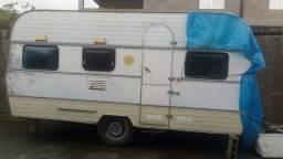 Car Reboque karmann caravan 1977/1978