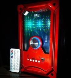 Caixa De Som Inova Portátil RAD-275Z