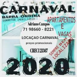 Apartamentos carnaval próximo ao circuito valores diversos