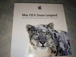 CD original apple do sistema operacional mac os x snow leoapard