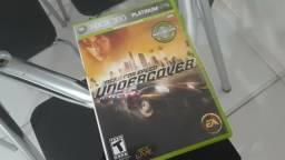 Jogo xbox 360 need for speed undercover original