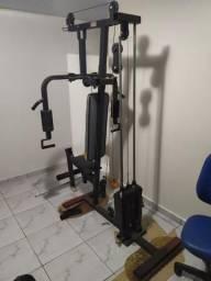 Estação de musculação Physicus