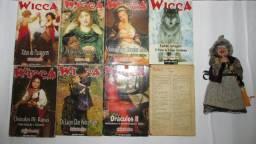 Lote de revistas Wicca + brinde leia o anuncio