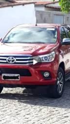 HILUX SRX 45milkm ESTADO de ZERO - 2016
