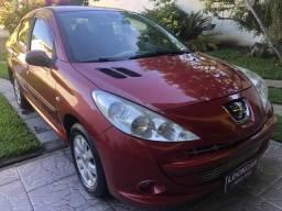 207 sedan passion 1.4 xr 8V completo - 2012