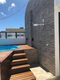Cobertura Duplex 3/4 com suite Piscina Privativa no Acupe de Brotas R$ 510.000,00
