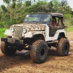 Jeep 6cc 4.1 GM Aspirado / Injetado