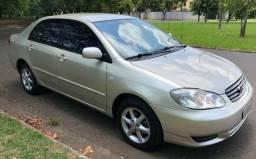 Toyota Corolla XEi 1.8 ATi Gasolina 2003 Automático - 2003