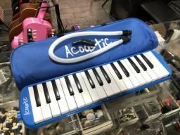 Escaleta presente musical para crianças e adultos