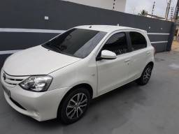 Toyota Etios Semi Novo 2016 - 2016