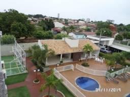Aluga-se apartamento no cond. Royal Garden em Rondonópolis/MT