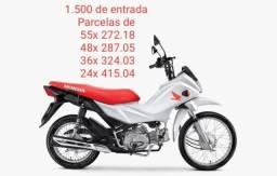 Moto Zero KM / condições até zero de entrada . chama no zap : 9  * - 2019