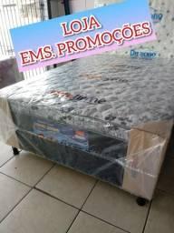 Cama casal super mola 499,00 ENTREGAMOS DE DOMINGO A DOMINGO E AOS FERIADOS