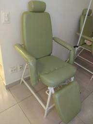 Cadeiras para estética
