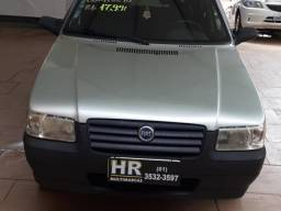 FIAT UNO 2008/2008 1.0 MPI MILLE FIRE 8V FLEX 4P MANUAL - 2008