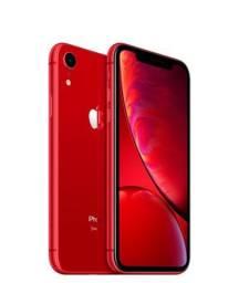 IPhone XR Vermelho 128GB - Seminovo, garantia até 4 Junho/2020