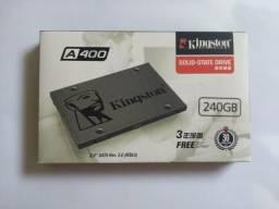 SSD Kingston 240GB - NOVO