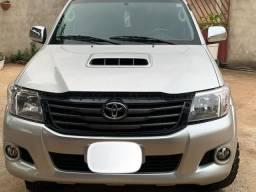 Hilux 2010 SRV A/T Diesel - 2010