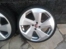 """Vendo rodas 18"""" Golf GTI"""