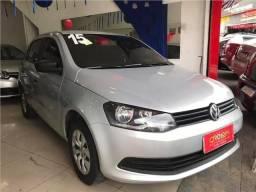 Volkswagen Gol 1.6 mi city 8v flex 4p manual - 2015