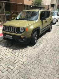 Jeep Renegade Sport 1.8 4x2 Automático 2016 - Lindo! - 2016