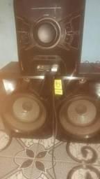 Vendo um aparelho de som da marca sony