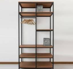 Mesa para escritório/estantes