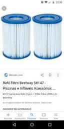 Refil filtro