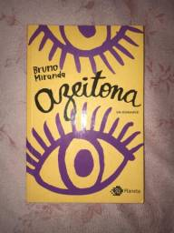 Livro AZEITONA autor Bruno Miranda