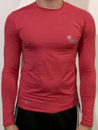 Camisas manga longa de proteção solar UV+ 50