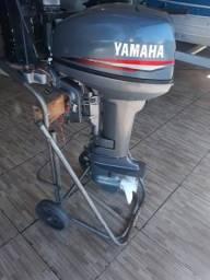 Motor Popa Yamaha 15HP 2009 - 2009