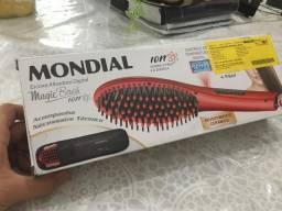 Vendo escova alisadora digital Mondial
