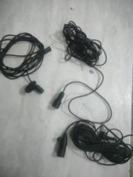 Microfone de Dvd e Central Pioneer