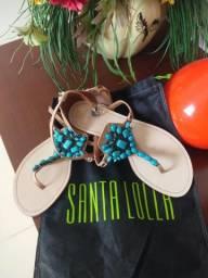 Sandalia Santa Lolla nova!!!