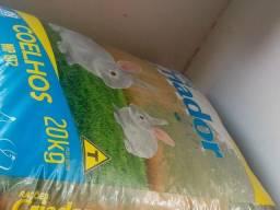 Racao criador coelho