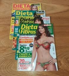 """Revistas Dietas """"Desapegos"""""""