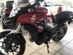 Honda cb500x zero - 2018