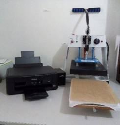 Máquina para sublimação R25