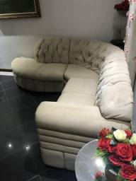 Sofá em L