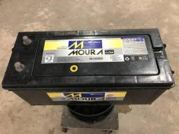 Bateria Moura 180 amperes 350,00