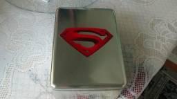 DVD - Superman, Coleção de filmes originais ? Box original em lata