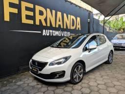 308 Griffe 1.6 TB Flex aut. - 2016 - com teto solar!!!