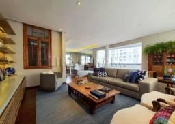 Apartamento à venda com 3 dormitórios em Higienópolis, São paulo cod:125045