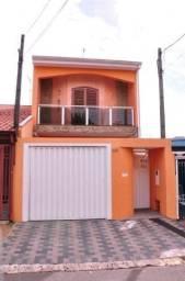 Casa à venda, 3 quartos, 3 vagas, Loteamento Planalto do Sol - Santa Bárbara D'Oeste/SP