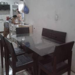 Mesa 6 cadeira